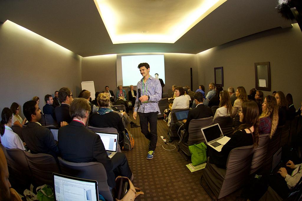 Youth Media Workshop at Peatlands Matter