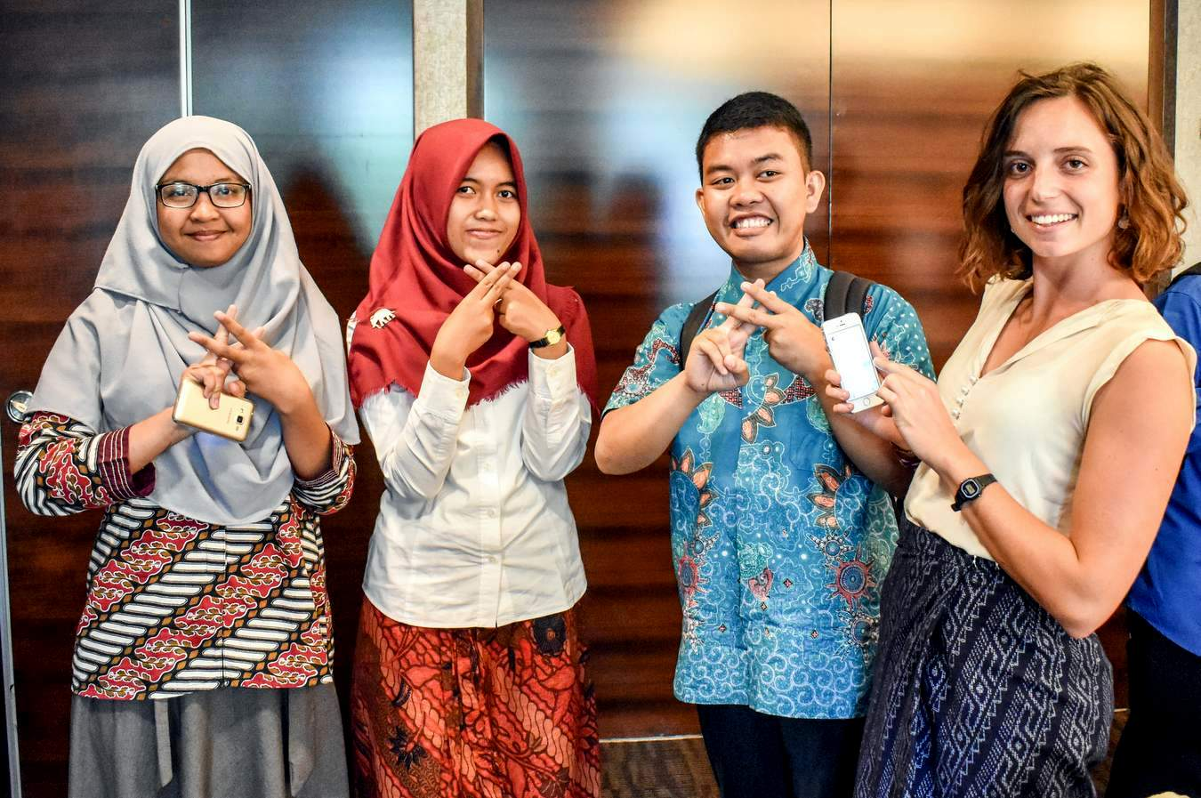 Join the GLF Youth Ambassador Program