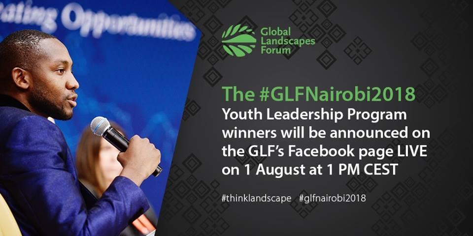 NEWS: Meet the winners of the GLF Youth Nairobi Program