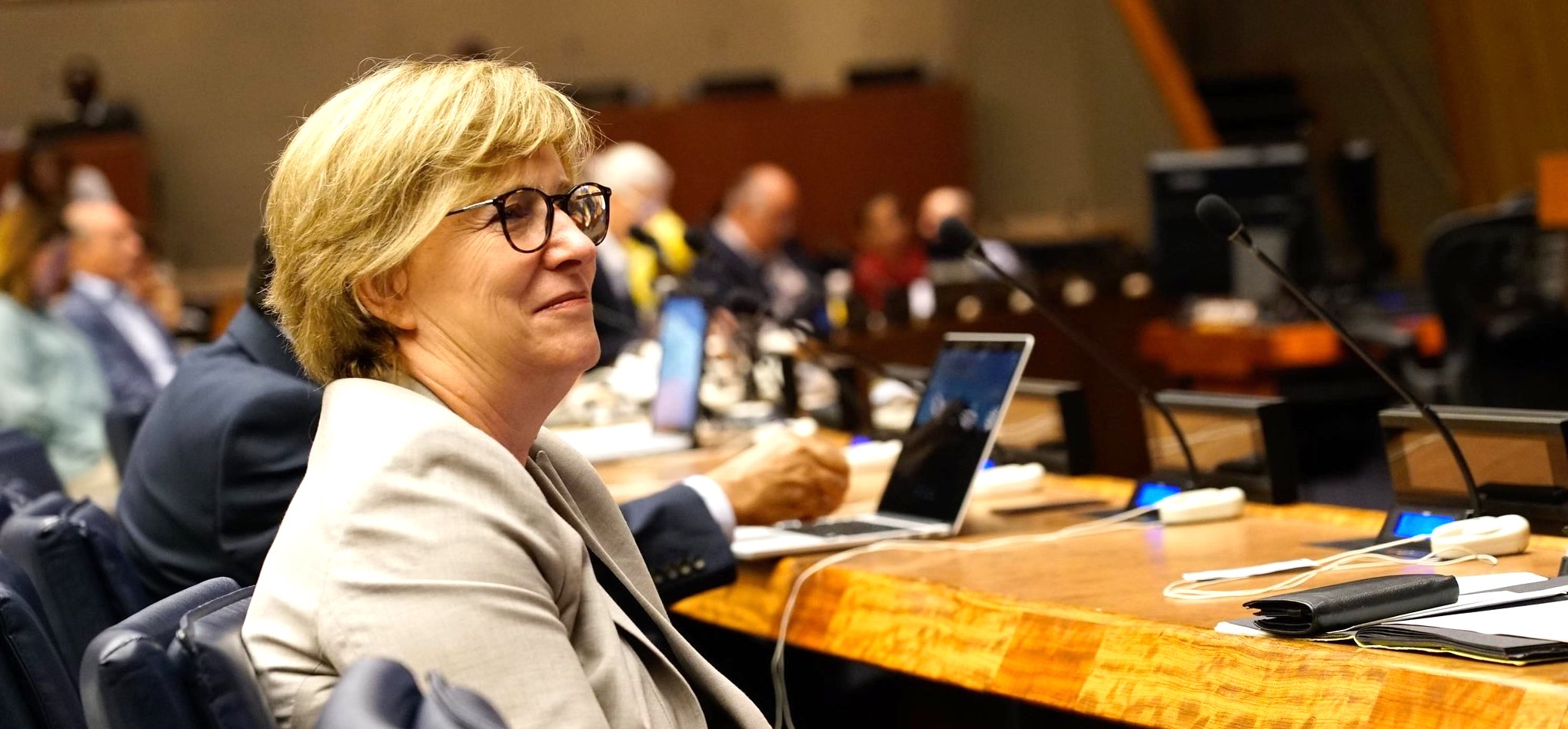 Q&A with Christiane Paulus from the German Ministry for Environment